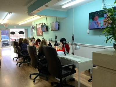 Wele To American Nails