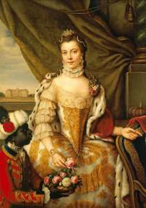 Queen Charlotte of Mecklenburg-Strelitz
