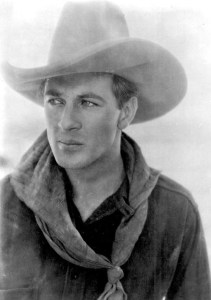 Gary Cooper, The Winning of Barbara Worth, 1926