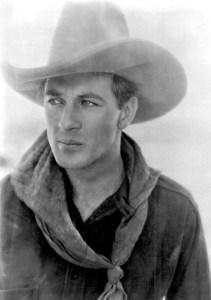 Gary Cooper, The Winning of Barbara Worth, 1926