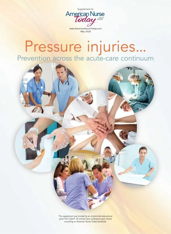 American Nurse Today official Journal of the American Nurses Association ANA