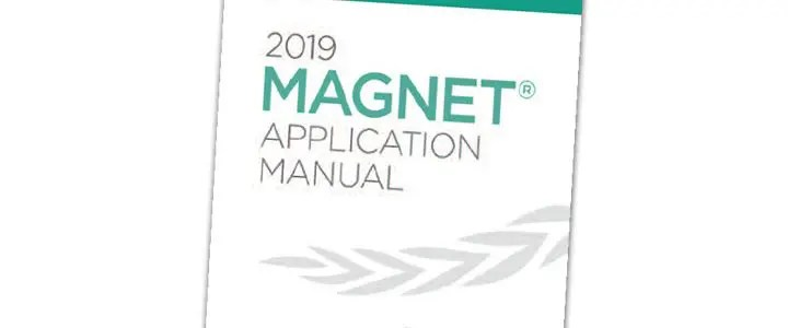 2019 Magnet® Application Manual raises the bar for nursing