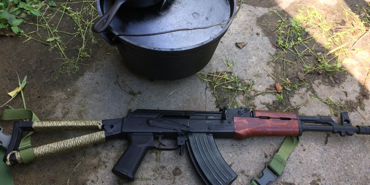 A primer on 7.62 AK ammo
