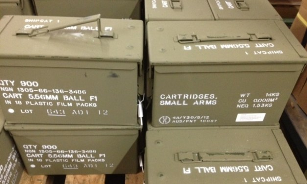 Ammo Considerations:  Base Line Possession, LBE & SHTF Load Outs:  What Works?