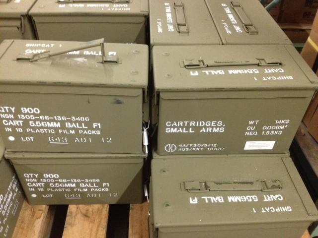 Natchez Shooter Supply Bulk Ammo Sale!