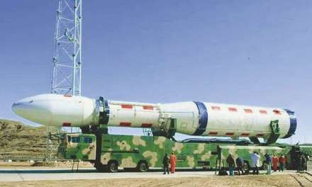 Chinese Ready To Counter US Satellites