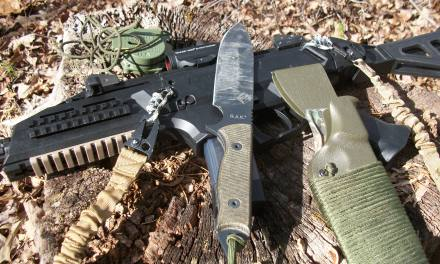 Ontario's Ranger Assault Knife: The Best Of All Worlds?