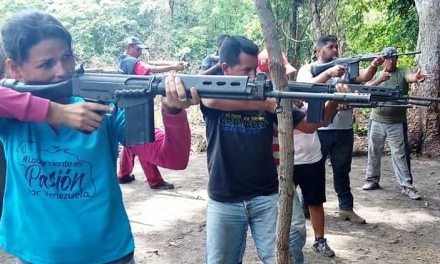 Marxist Guerrillas on the Rise in Venezuela