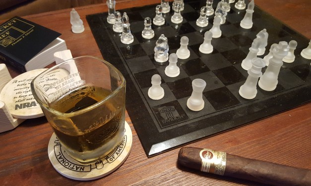 Patriotman's Cigar Talks – Avoiding Burnout When Preparing