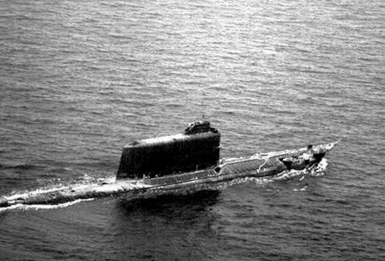 "North Korea Unveils ""New"" Missile Sub"