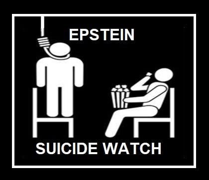 Epstein Dead – Apparent Suicide