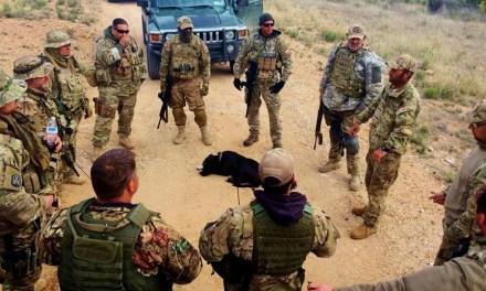 Arizona Border Recon on Irish TV