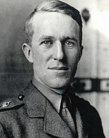 T.E. Lawrence, a master of guerrilla warfare.