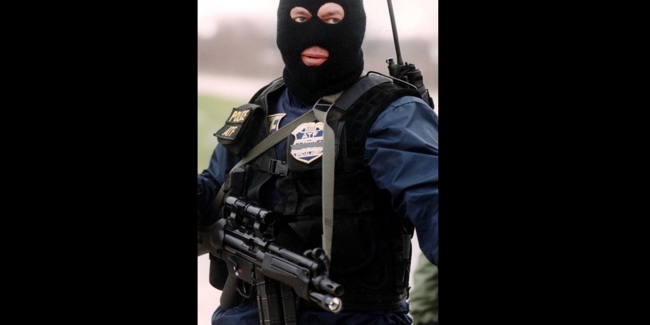 DEAR MR. SECURITY AGENT: WHEN IT COMES TO GUN CONFISCATION…