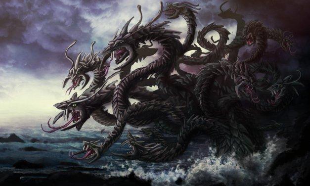 Hydra – Greek Mythology or Today's Democrat Party