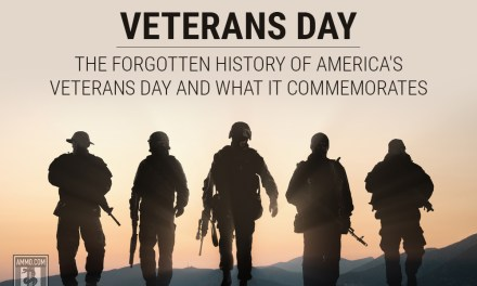 Veterans Day: The Forgotten History of America's Veterans Day and What It Commemorates