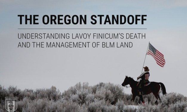 The Oregon Standoff: Understanding LaVoy Finicum's Death & the Management of BLM Land