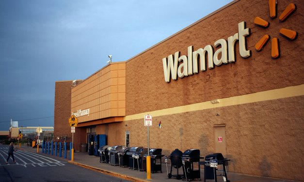Mastiff sends: Spicy Time Brewing At West Virginia Walmart