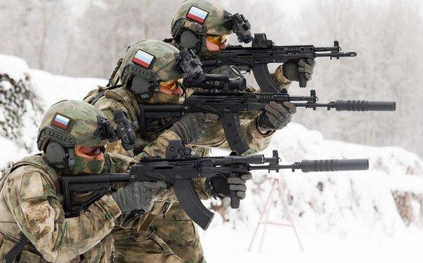 From Kalashnikov Group: AK-12 vs M4
