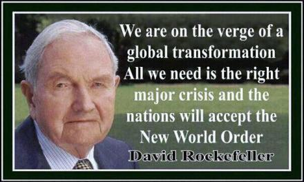 Chinese Virus – Global Government – Fascism