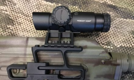 Primary Arms 2x ACSS Prism scope overview