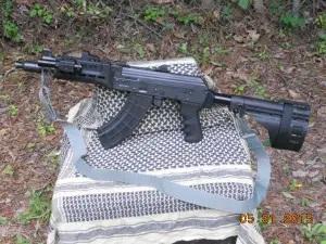 TX2Guns: The HCS CO Yugo M92 AK-47 Pistol
