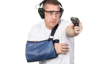 TX2Guns: Armed Citizen Corner: Single-Handed Shooting, Why Practice It?