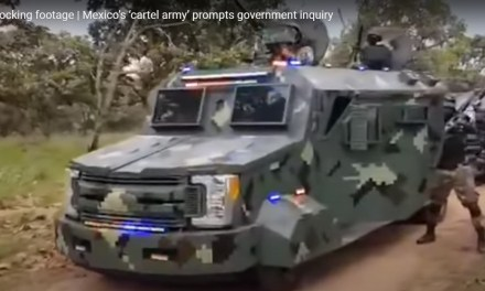 A Paramilitary Threat We Could Face
