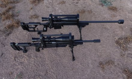 Dave Lauck sends: MR30PG Precision Rifles for 2020 !