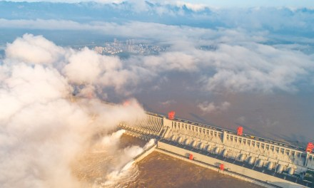 Could the World's Largest Capacity Hydroelectric Dam be about to Break?