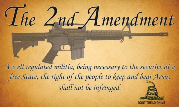 The 2nd Amendment…support vs belief.