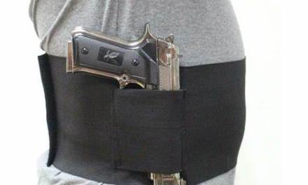 Guest Post: How to wear a belly band holster, by Igor