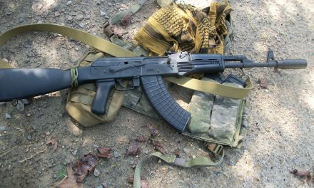 Century Arms' VSKA: First Shots