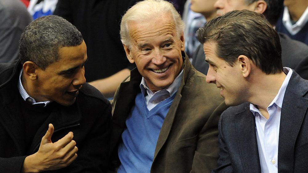 Natural News: Burisma admits in court that it bribed Joe and Hunter Biden