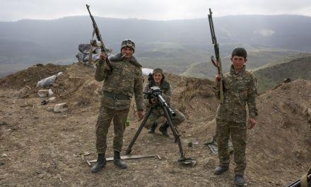 Nagorno-Karabakh Fighting Spills Into Tenth Day