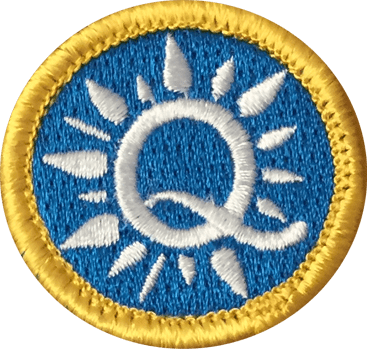 Merit Badge Awareness Sample 2