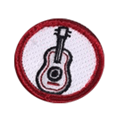 Arts & Crafts Merit Badge Sample 2