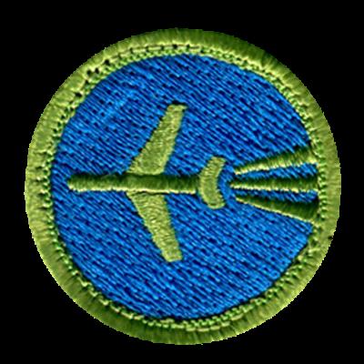 Travel Merit Badge 03