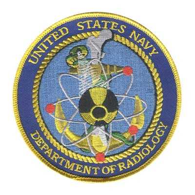 US Navy Department of Radiology
