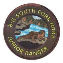 Big South Fork Junior Ranger Patch