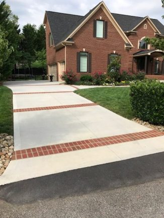 Concrete Driveway and Flatwork