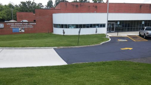 Sealcoating Patching and Striping