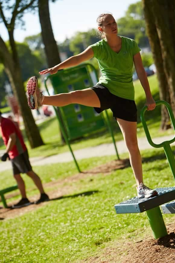 Step Up Fitness Station Core Fitness Outdoor Fitness