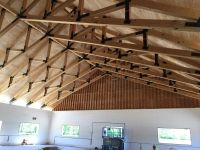 Structural Timber Trusses | Industrial Wood Products ...