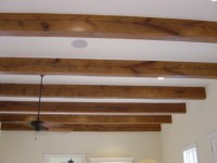 Wood Corbels and Rafter Tails
