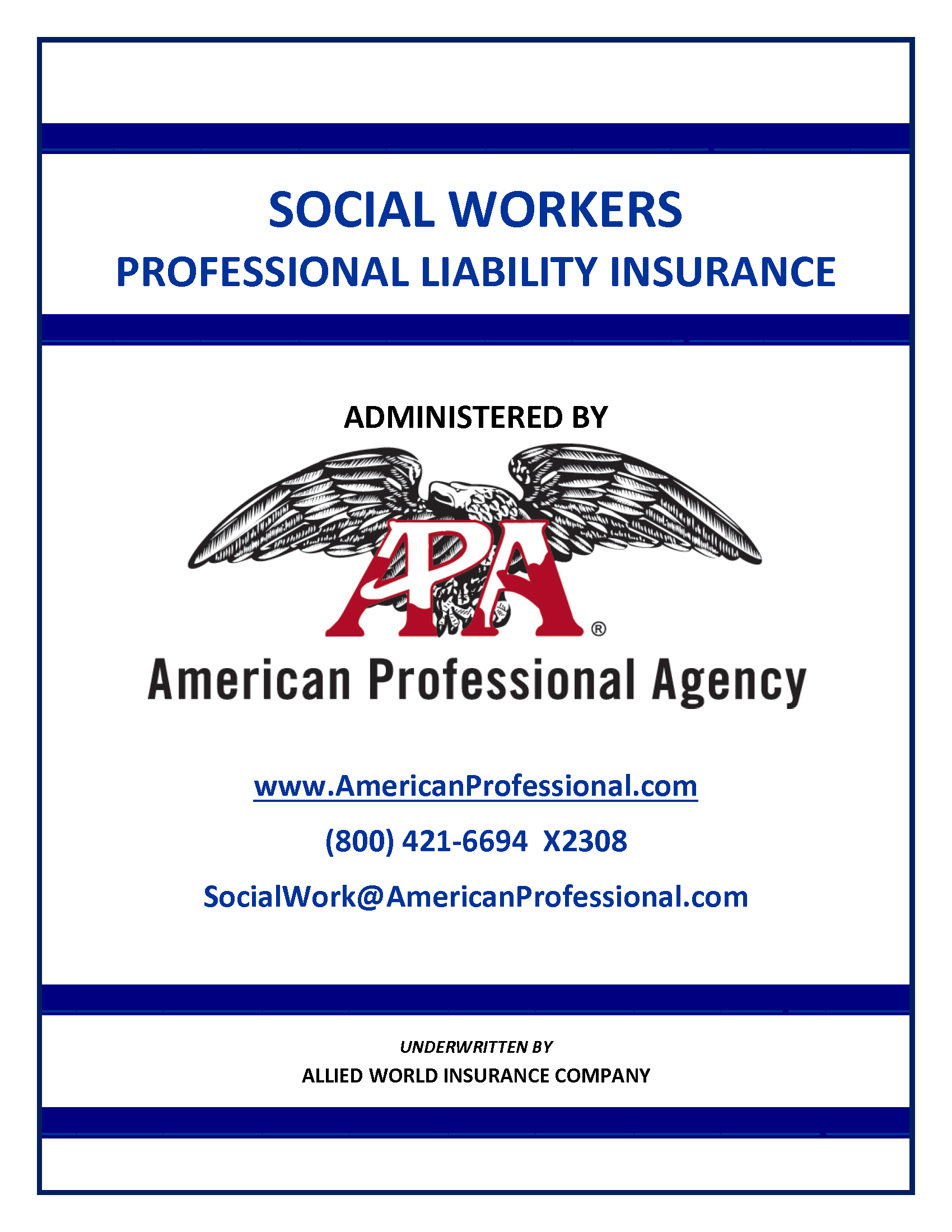 The Social Worker Program No Association Membership Or