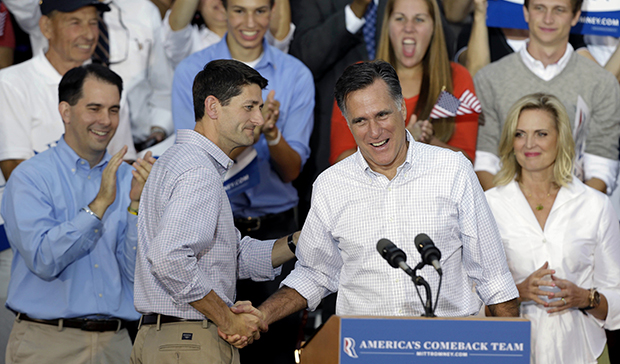 Gov. Romney and Rep. Ryan