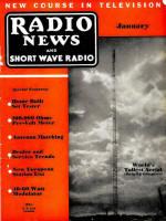 Radio News - de 1919 a 1959
