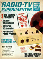 Radio and TV Experimenter - - de 1955 a 1969