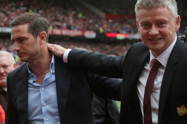 Ole and Frank